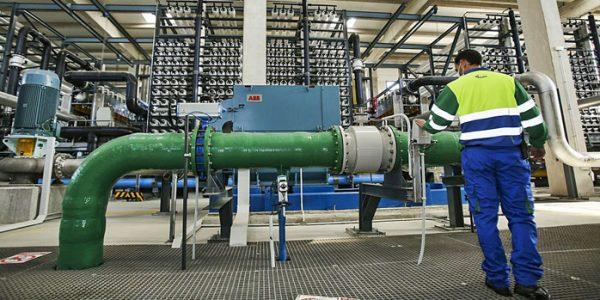 Unión Portuense propone la creación de una planta desalinizadora